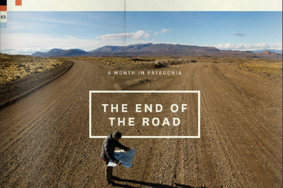 The End of the Road – Powder Magazine