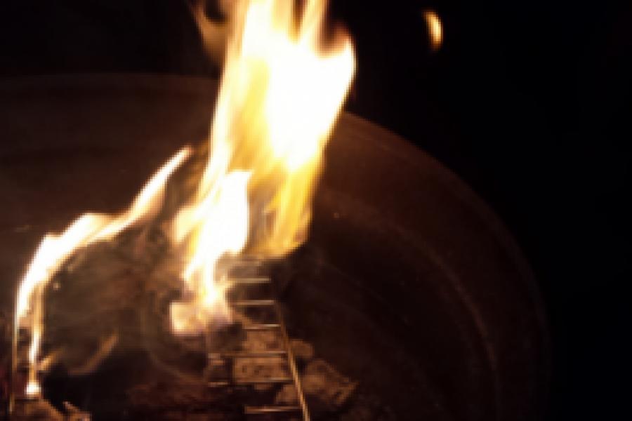 Camping – Recette de porc sur la braise