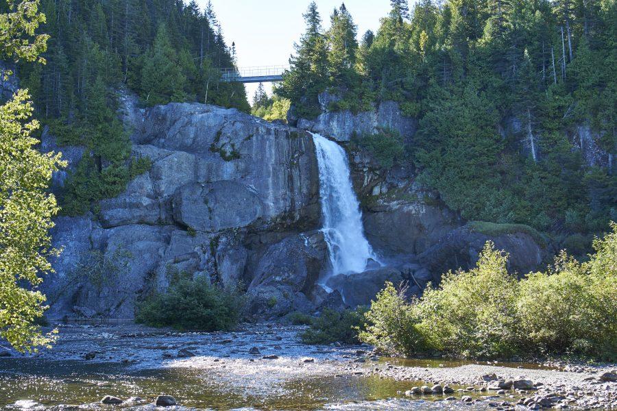 Sentier National secteur des Chutes Neigette : un sentier peu connu au Bas-St-Laurent