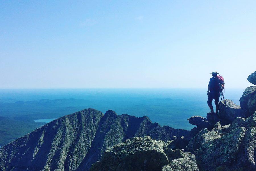 Le majestueux Mont Katahdin