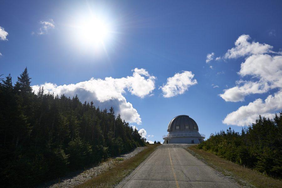 Parc national du Mont-Mégantic : pour voir des étoiles !