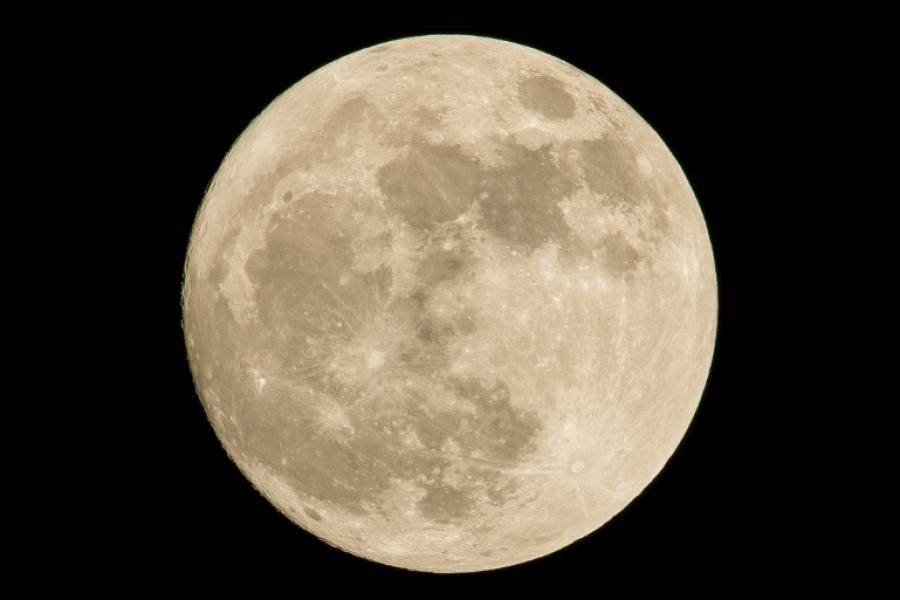 Mais qu'est-ce qu'une super lune ?