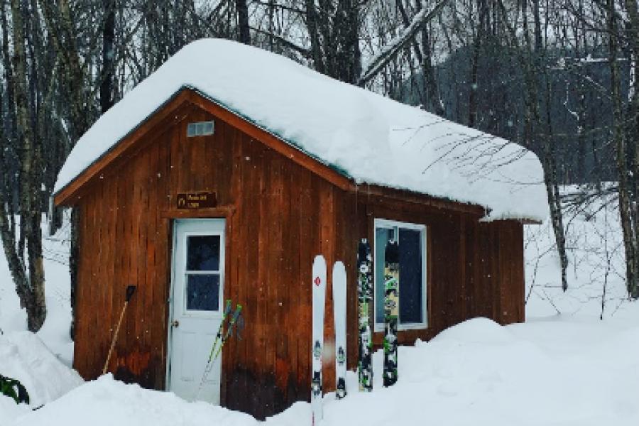 La Matteucie: À 7 km plus près du ski libre