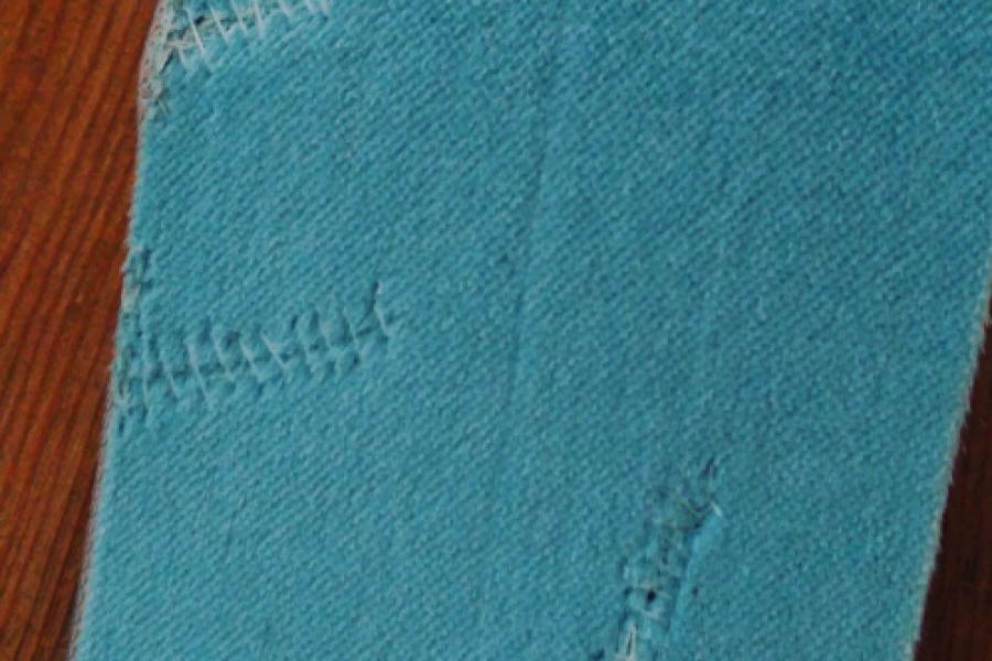 Backcountry – Voici comment réparer une peau d'ascension déchirée!