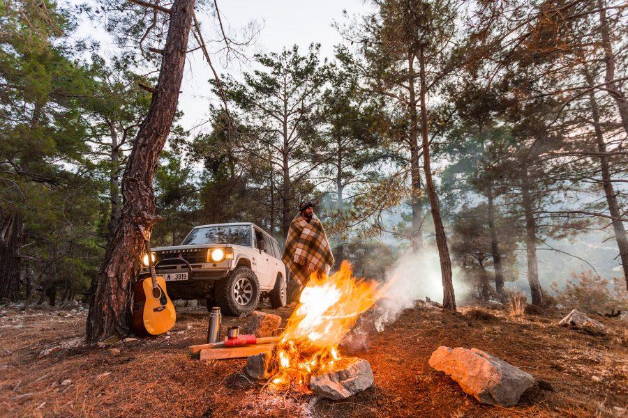 Car Camping et boisson : Est-ce légal ?