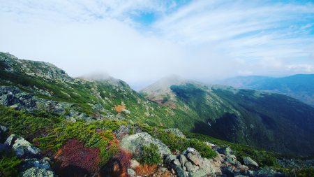 Le Mont Adams – New Hampshire… Jesus Cuisse !