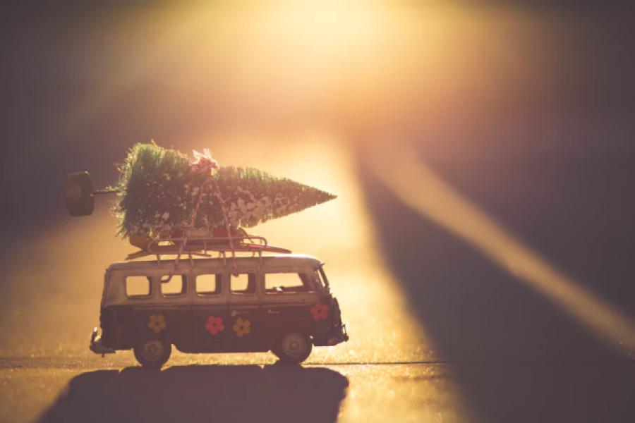 Shopping de Noël à la manière LeBackyard