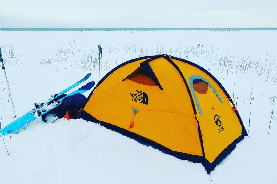 No Mosquitos: Le camping printanier !