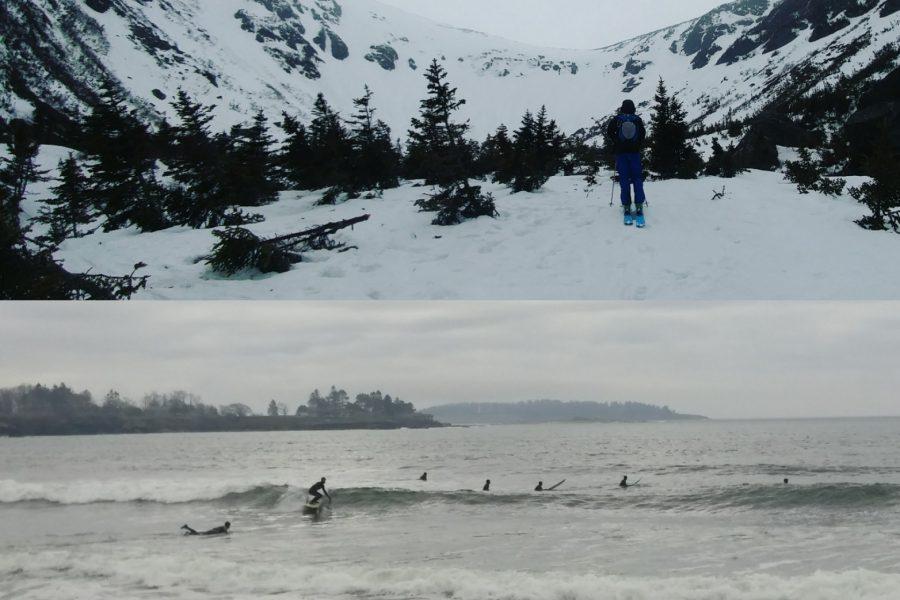 Près de chez vous, on surf et on ski à petit prix en un weekend!