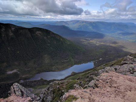 La traversée du parc de la Gaspésie : 100km pour user vos bottines !