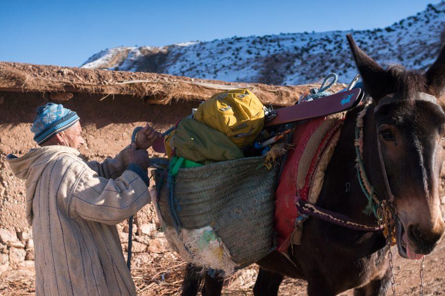 Film – À chacun son hiver : Équipements, chiffres et montage