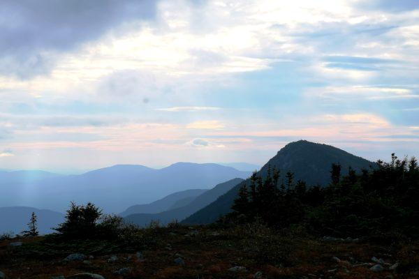 Photographie – Les nuances à la montagne