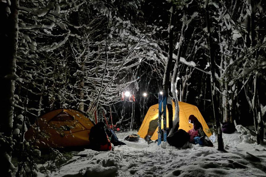 10 trucs pour agrémenter votre camping d'hiver !