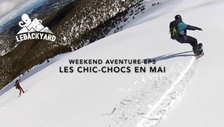 WebPisode – Weekend d'Aventure