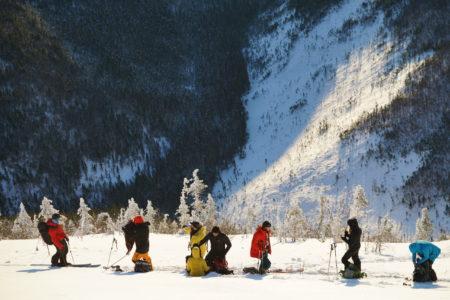 Les Chic-Chocs et l'École de montagne