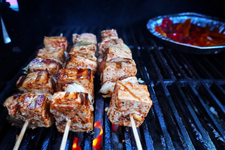 Cuisine Camping – Griller son tofu !