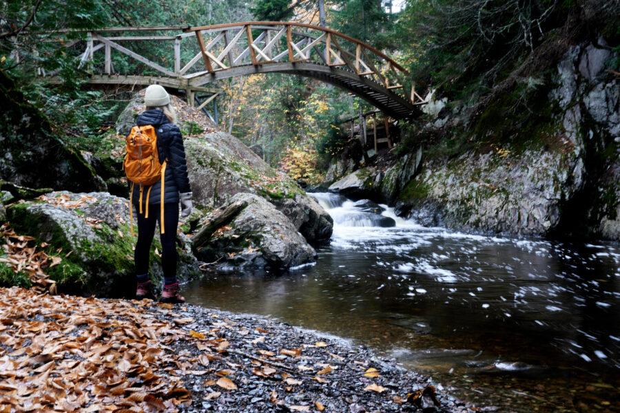 Parc des Appalaches – Un condensé de paysages surnaturels