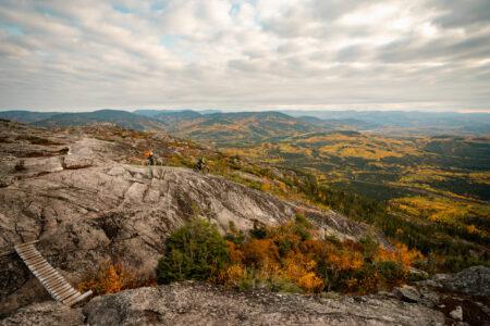 Mont des Morios à Vélo : Et si on partageait les montagnes